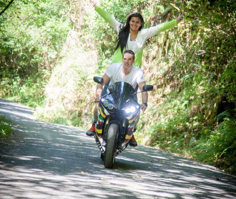 Sharon + Alejandro